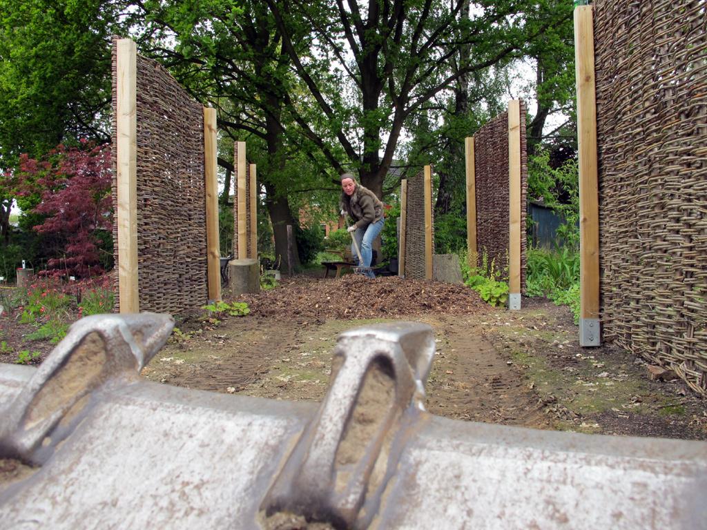 Weidenzaun Archive Garten Alst